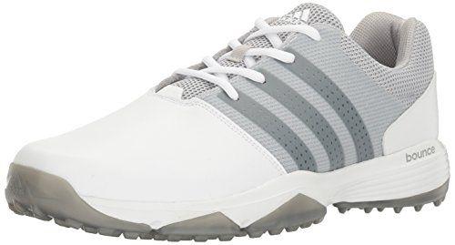 size 40 2e4f1 bfb78 adidas Mens 360 Traxion FtwwhtDksimt Golf Shoe