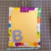 Classroom DIY: DIY Mini Clipboards    First week of school?