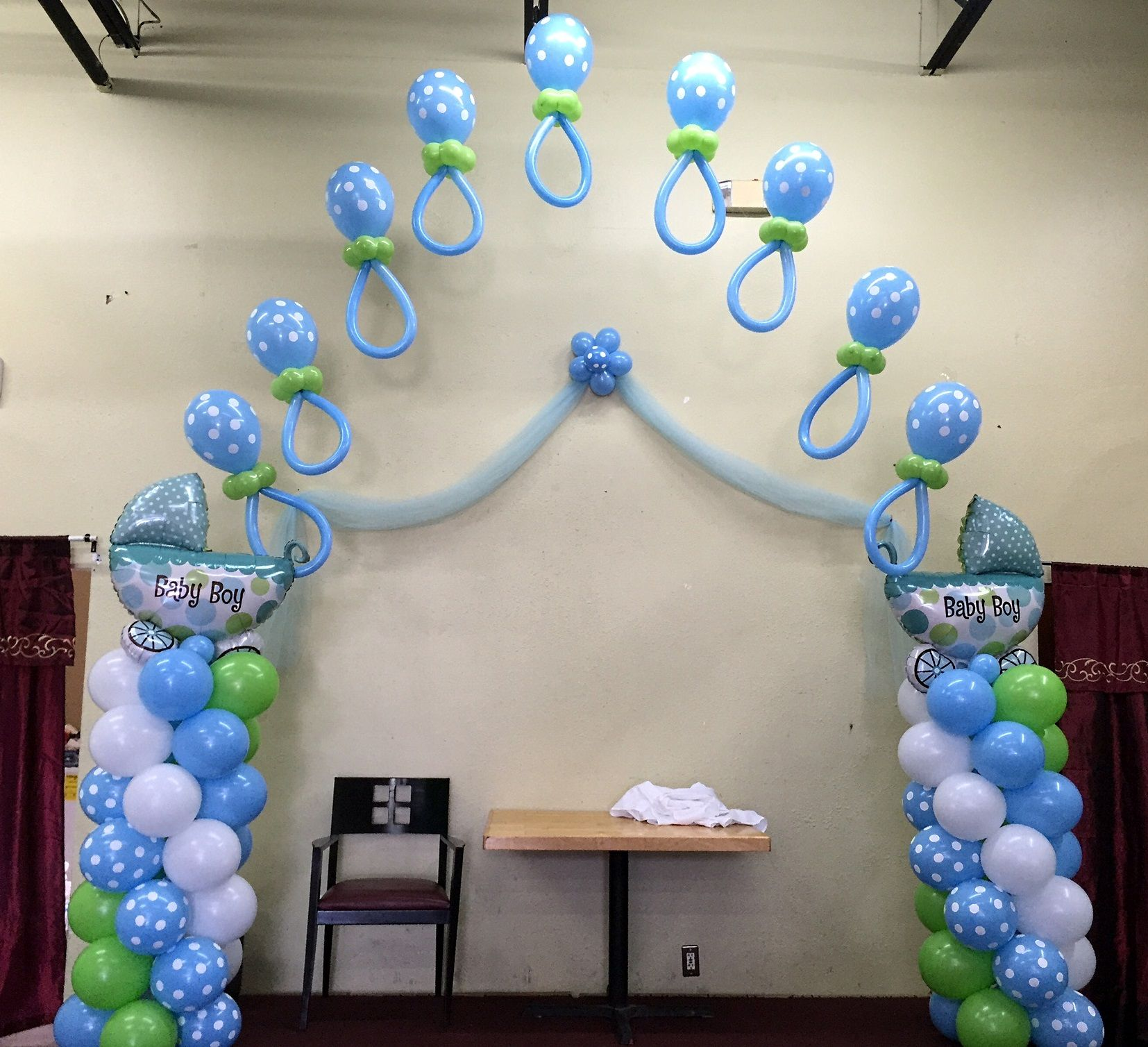 Baby Shower Party Ideas To Decor