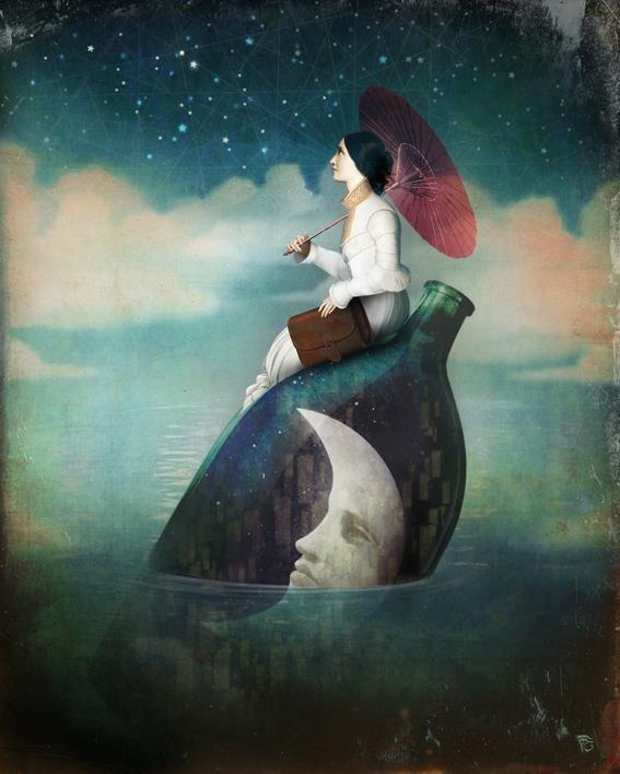 Christian Schloe ~ Pop Surrealism Visions | Tutt'Art@ | Pittura * Scultura * Poesia * Musica |