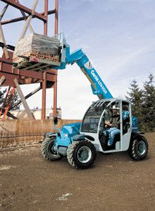Genie Gth 55 19 Telehandler Service Repair Workshop Manual Download Genies Workshop Repair