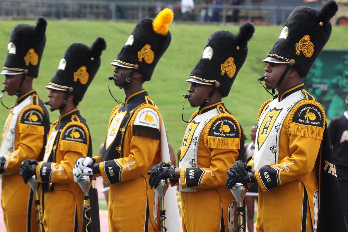 Black College Drum Majors Alabama State Vs