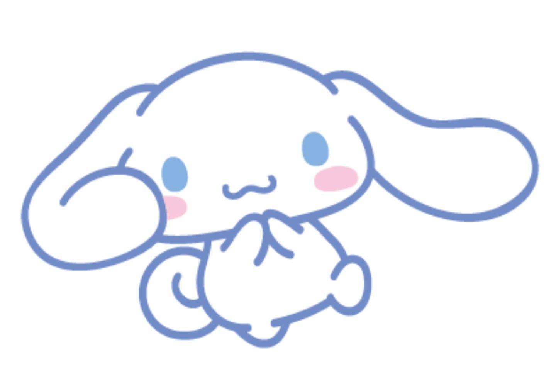 Cinnamoroll Sanrio Hello Kitty Kawaii Plushies Anime Funny