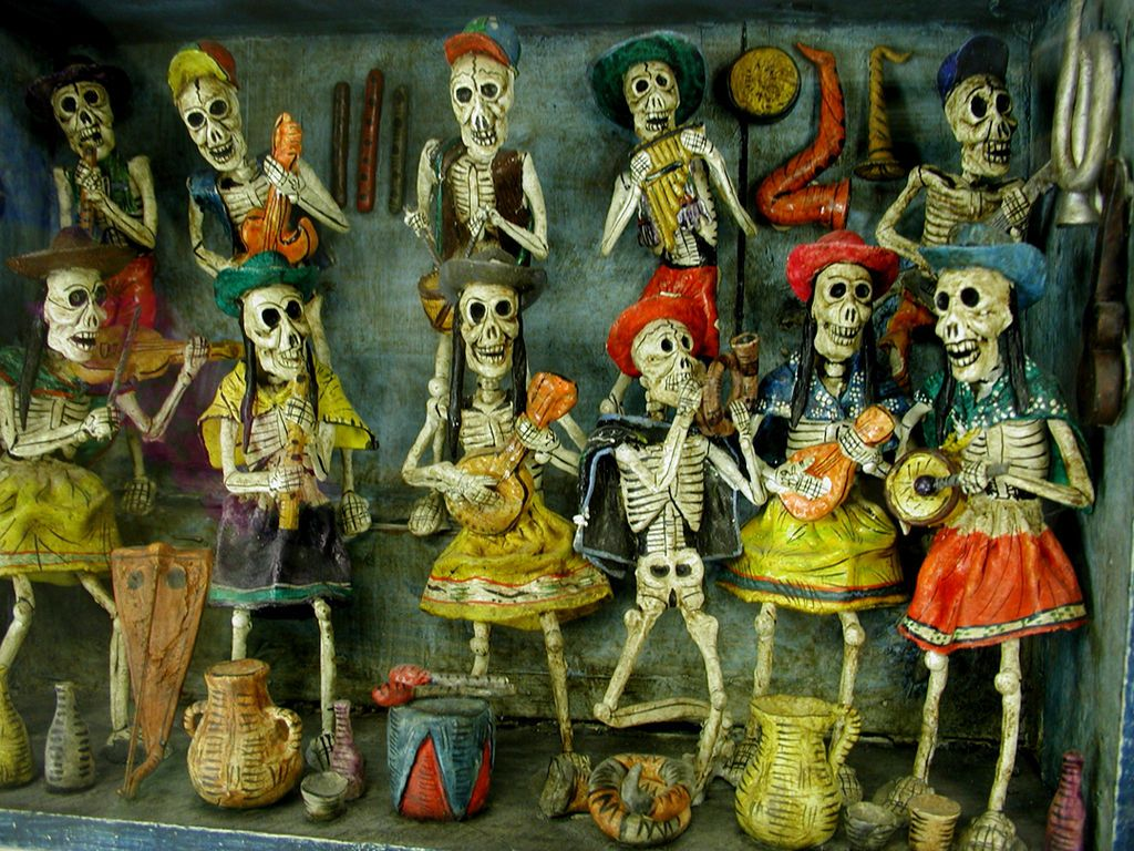 Dia de Los Muertos in Texas the Day of the Dead, Best