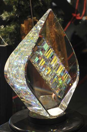 Symphony Glass Sculpture By Jack Storms Jack Storms Glass Glass