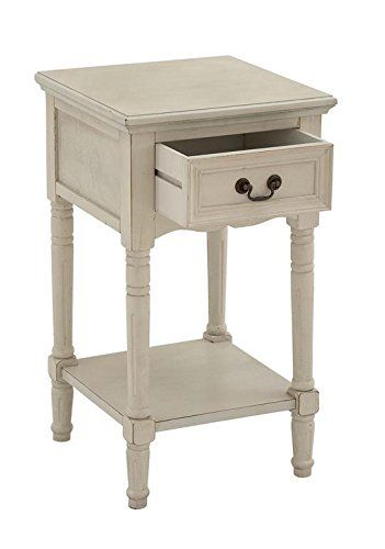 Deco 79 Wooden Night Stand 16 Inch Width By 29 Inch Height
