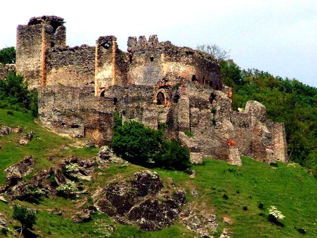 Soimos Citadel is on the right bank of the Mures River, opposite of Lipova and above the village named the same way, on the hill called Taut Cioaca. It was built after the first invasion of the Tatars in this area and is documentary certified in 1278.