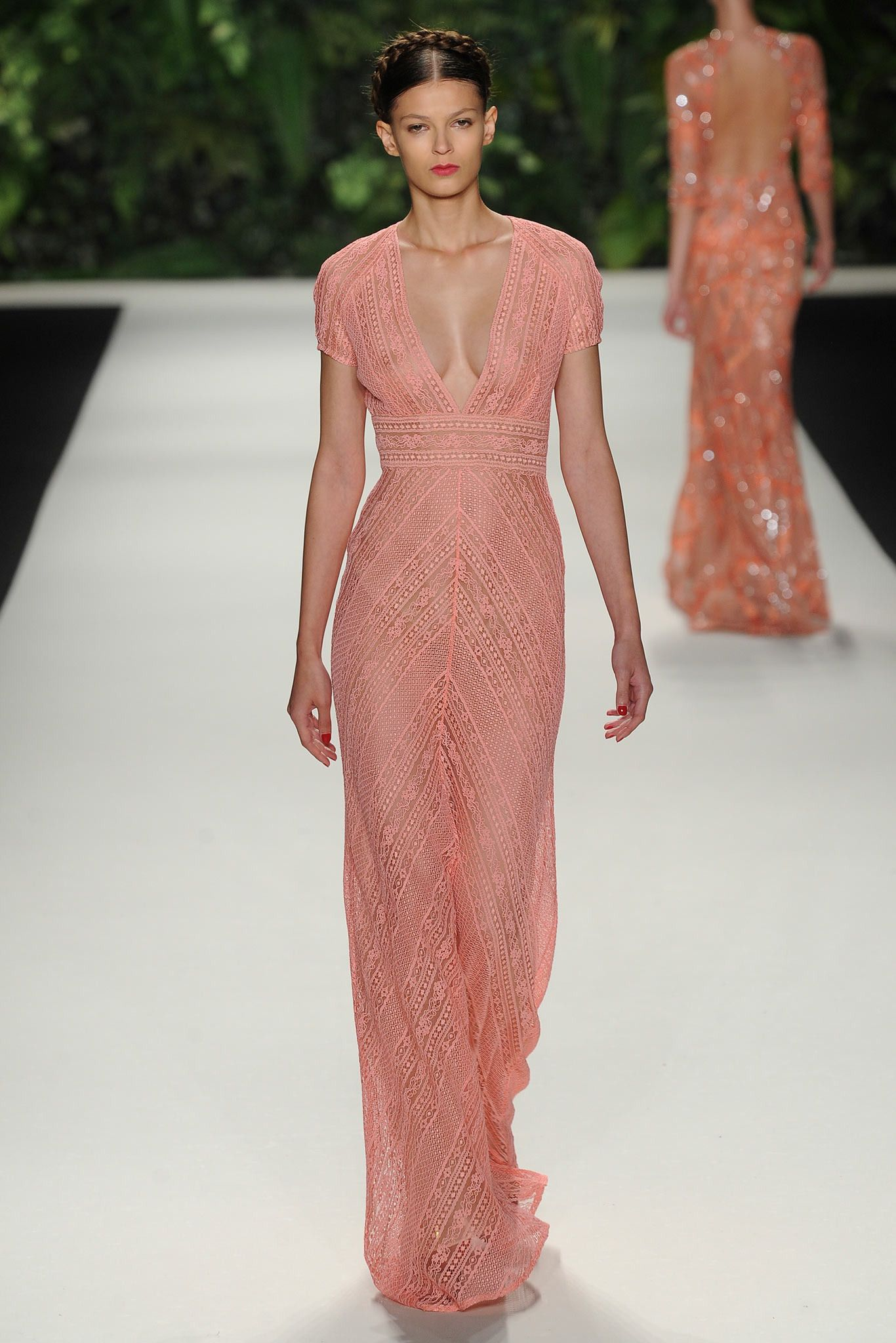 Naeem Khan Spring 2014 Ready-to-Wear - Collection - Gallery - Look ...