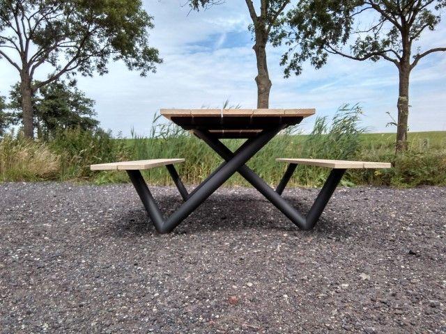 Park Als Tuin : Tuintafel winwin de naam voor het ontwerp van deze park tuin