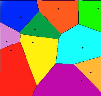 Voronoi diagram 5 pinterest voronoi diagram and diagram voronoi diagram wikipedia the free encyclopedia ccuart Images