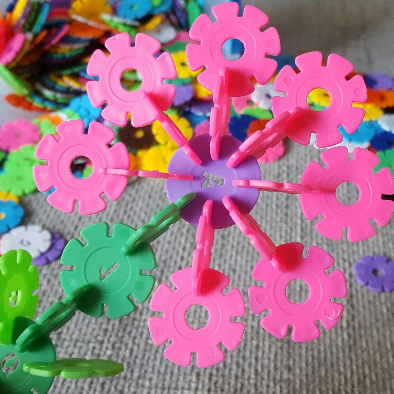 Steckblumen Spielzeug Anleitung