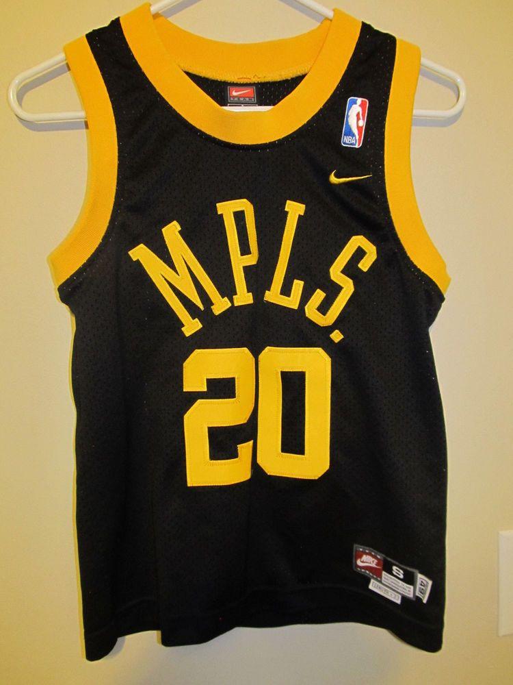 Gary Payton - Los Angeles Lakers Retro jersey - Nike youth small  Nike   LosAngelesLakers 5b45f929e