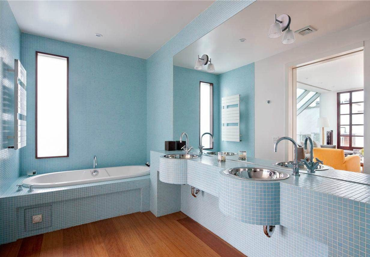 1 mln bathroom tile ideas blue bathroom tilesbathroom wall - Bathroom Decorating Ideas Blue Walls