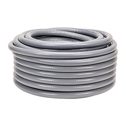 Hydromaxx 1 2 Inch X 100 Feet Ul Rated Non Metallic Flexible Pvc Liquid Tight Electrical Conduit Electrical Conduit Electricity Flexibility