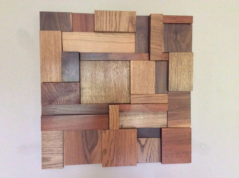 Wood wall art, oak, cherry, walnut, mahogany on birch ply, satin finish. Handmade in Cornwall. by PorthmeorWoodcraft on Etsy https://www.etsy.com/listing/243578056/wood-wall-art-oak-cherry-walnut-mahogany