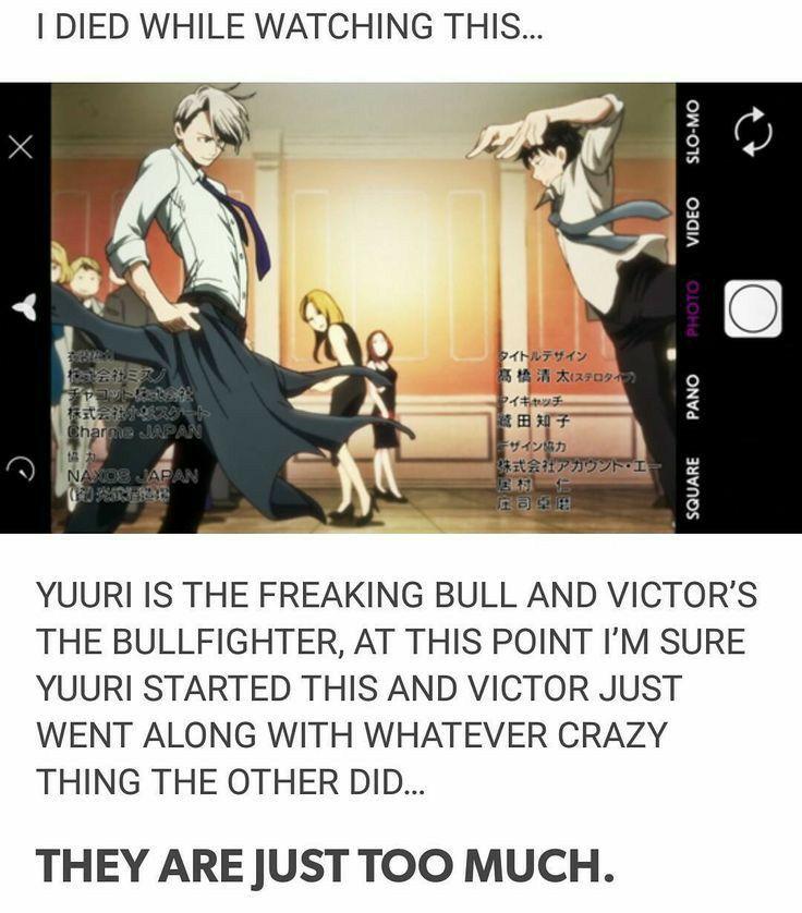 YURI!!! ON ICE Pictures! - Yesh