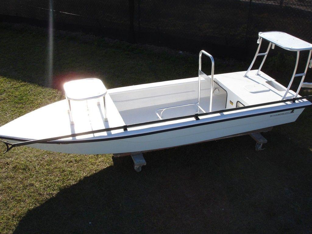 Skimmer Skiff   BOATS   Boat, Flats boat, Shallow water boats