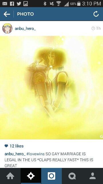 Korrasami wedding. Legend of Korra Avatar lovewins LGBT marriage equality pride #lovewins