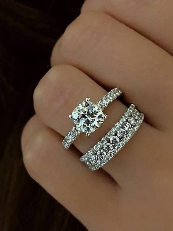 Pin By Shelisa On Fashion Mom Engagement Rings In 2020 Elegant Wedding Rings Elegant Engagement Rings Wedding Ring Bands