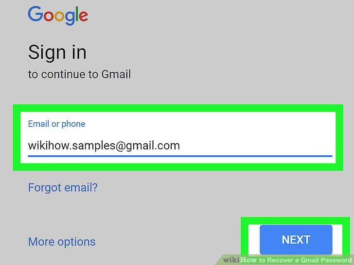 how to read all emails on gmail app