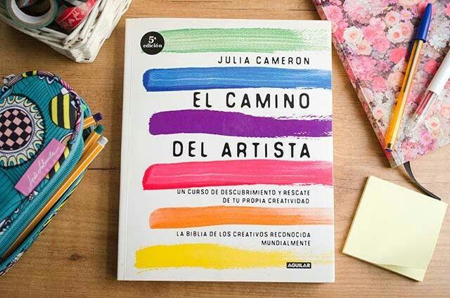 El Camino Del Artista Artistas Libros De Psicología Libro De Artista