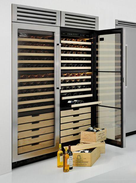 Built In Wine Refrigerator Viking Wine Cellars In 2019