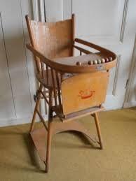 Baby Stoeltje Tafel.Baby High Chair Dutch Oude Kinderstoel Ook Als Tafeltje En