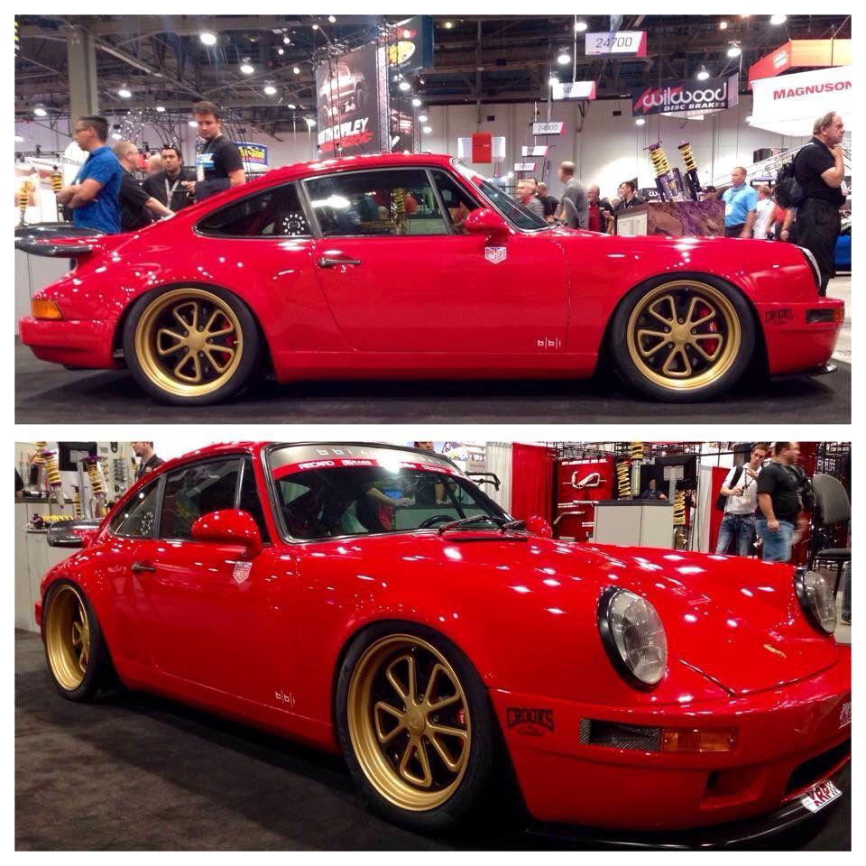 Vintage Porsches
