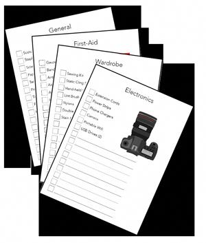 event planner s emergency checklist free download