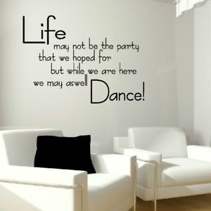 quotes for dining room wall - Google Search