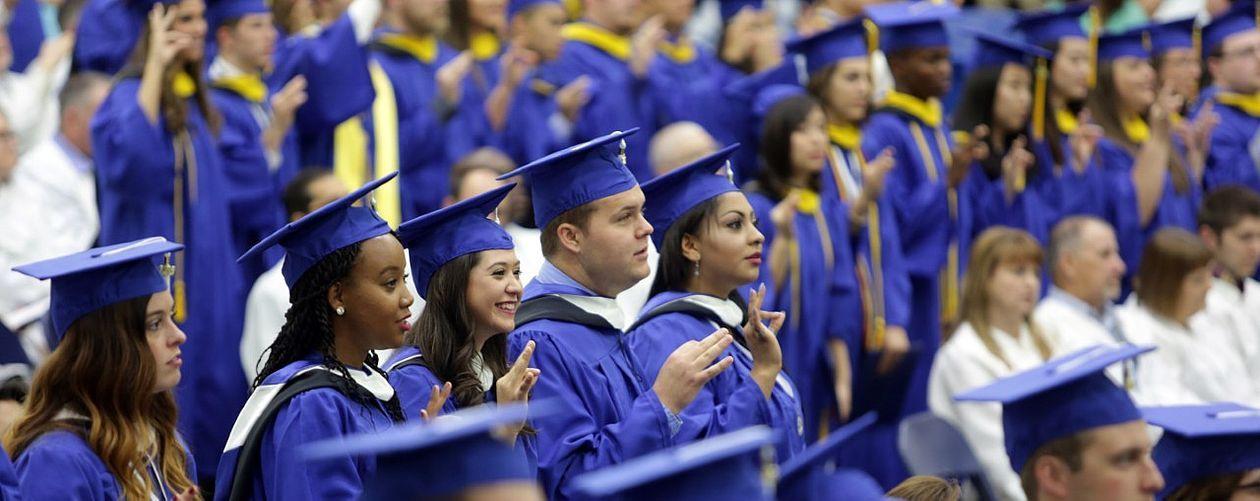 Lubbock Christian University Graduation Lubbock Christian University Graduation Dress College Graduation Dresses Long