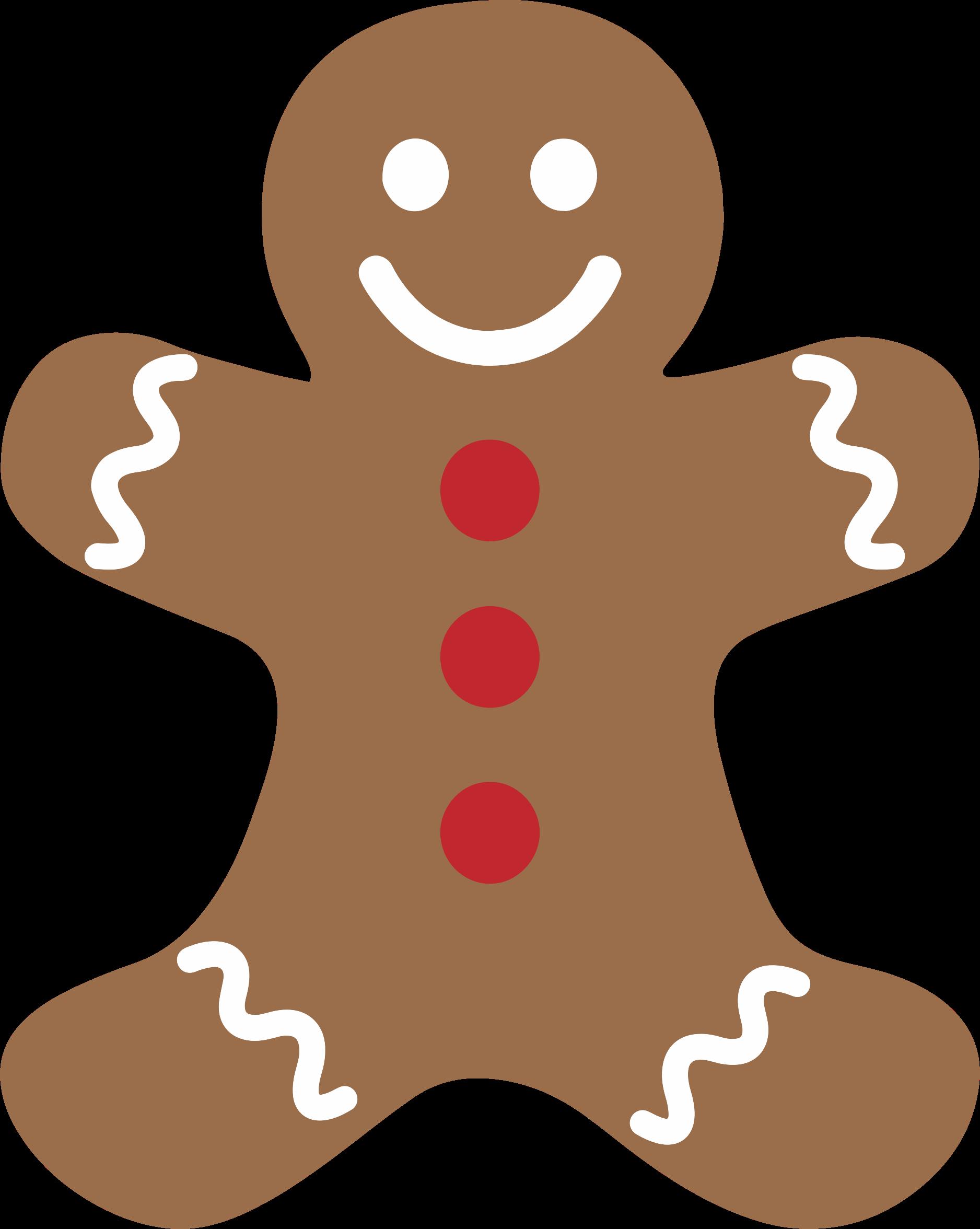 Gingerbread Man By Gdj