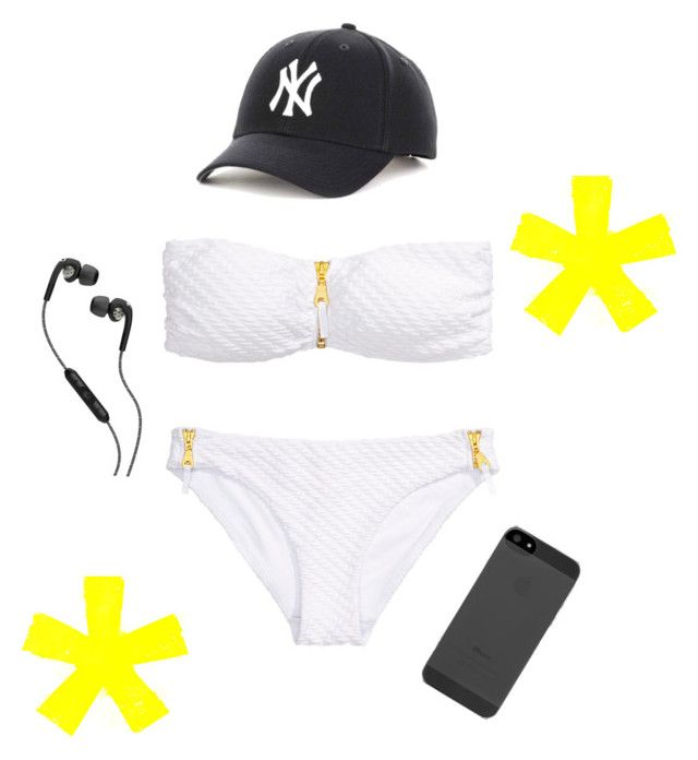 """Sun is shining & so are U"" by caaaazz ❤ liked on Polyvore"