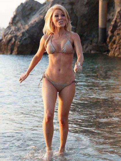 Gretchen Rossi Poses For Her Luxe Bikini Line  Bikinis -4341