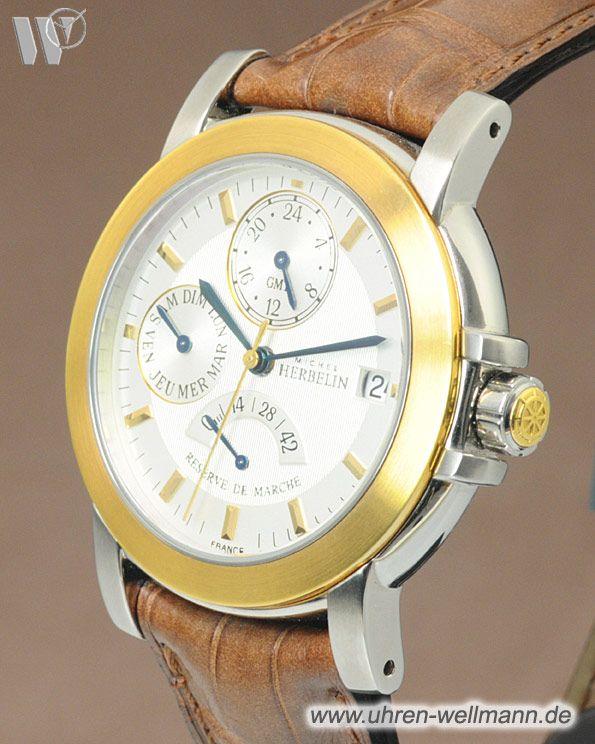 Michel Herbelin Newport J-Class | Uhren | Omega watch und ...