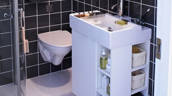 Smart Storage Solutions For Small Bathrooms