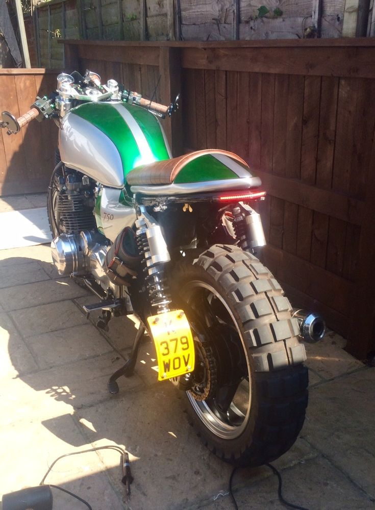 Kawasaki 750 zephyr cafe racer | Scooters, Cafes and Vehicle