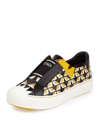 978298ef3d04 Bug Eyes Slip-On Sneaker