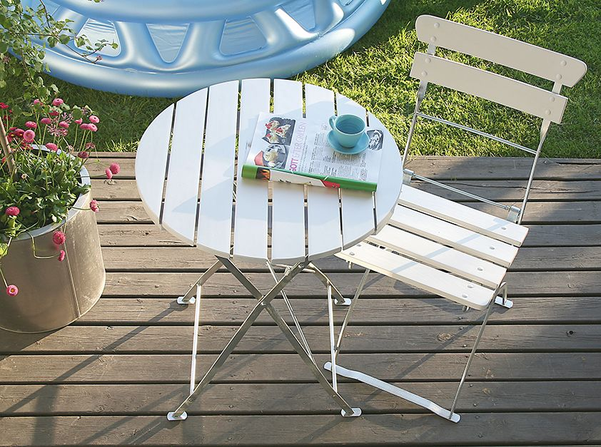 Outdoor furniture from Hillerstorp - Krögaren