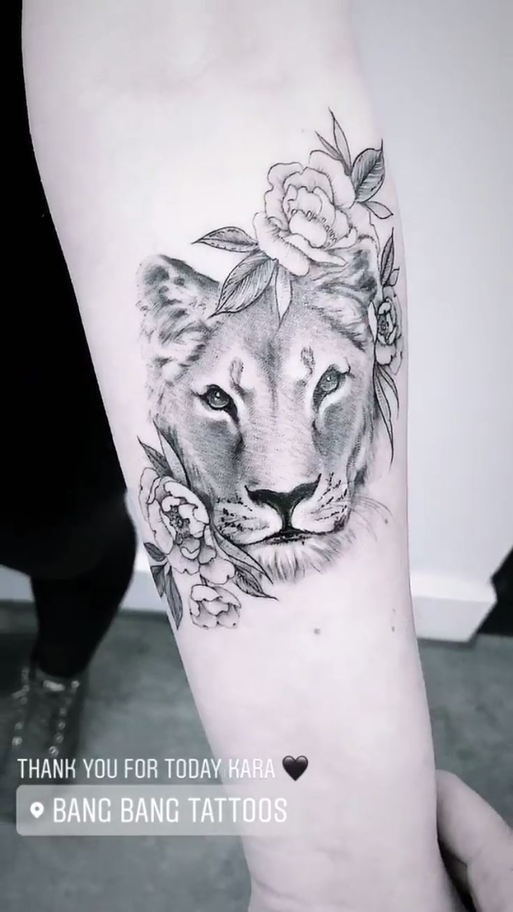 Photo of For me, # for #leotattooideas #mich