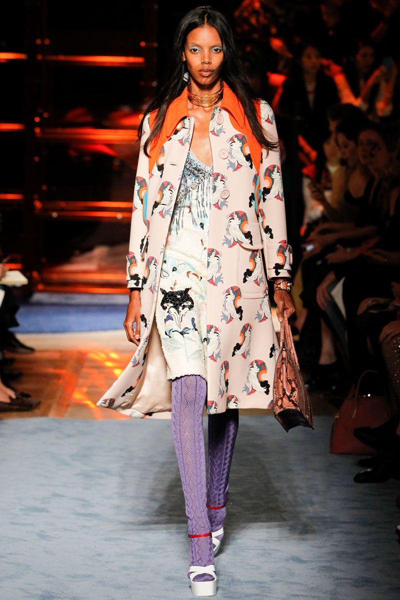 Miu Miu Spring 2014 RTW - Review - Fashion Week - Runway, Fashion Shows and Collections - Vogue