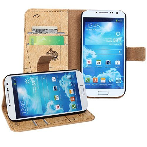 "Flip Case ""Traveler"" iPhone 4 4S Tasche: Amazon.de: Elektronik"