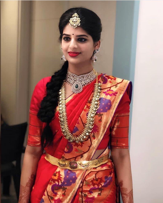 Paithani Indian Saree Blouses Designs Indian Bridal Sarees