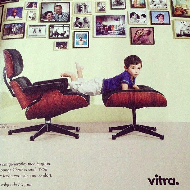 #vitra #eames #lounge #chair