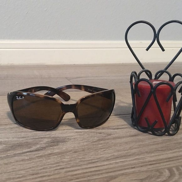 Sunglasses Raybans in great shape and super stylish Ray-Ban Accessories Sunglasses