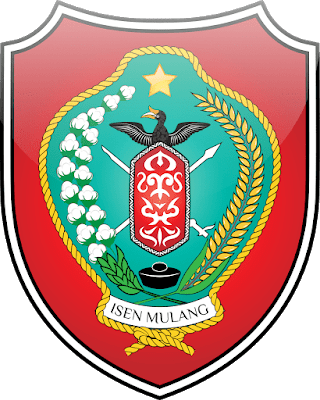 Lambang Propinsi Kalimantan Tengah Kalimantan Sejarah Indonesia