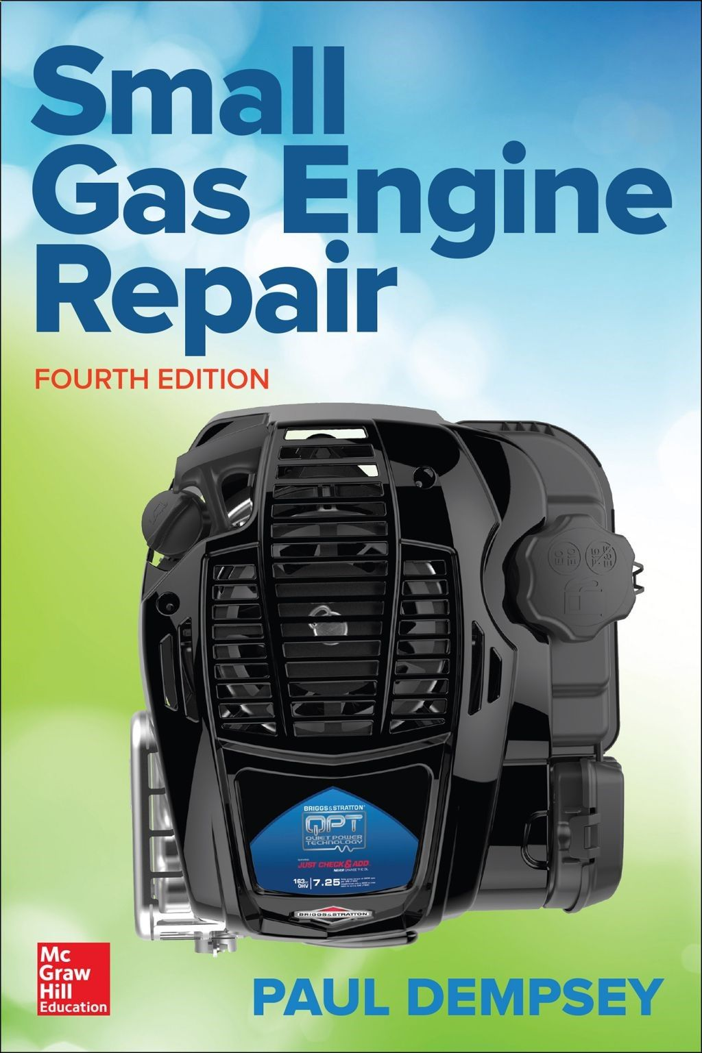 Small Gas Engine Repair Fourth Edition Ebook Con