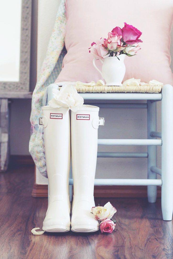 2015 Hunter Yagmur Cizmesi Modelleri Hunter Beyaz Yagmur Cizmesi Kadin Bot Yagmur Cizmesi Bot Yagmur