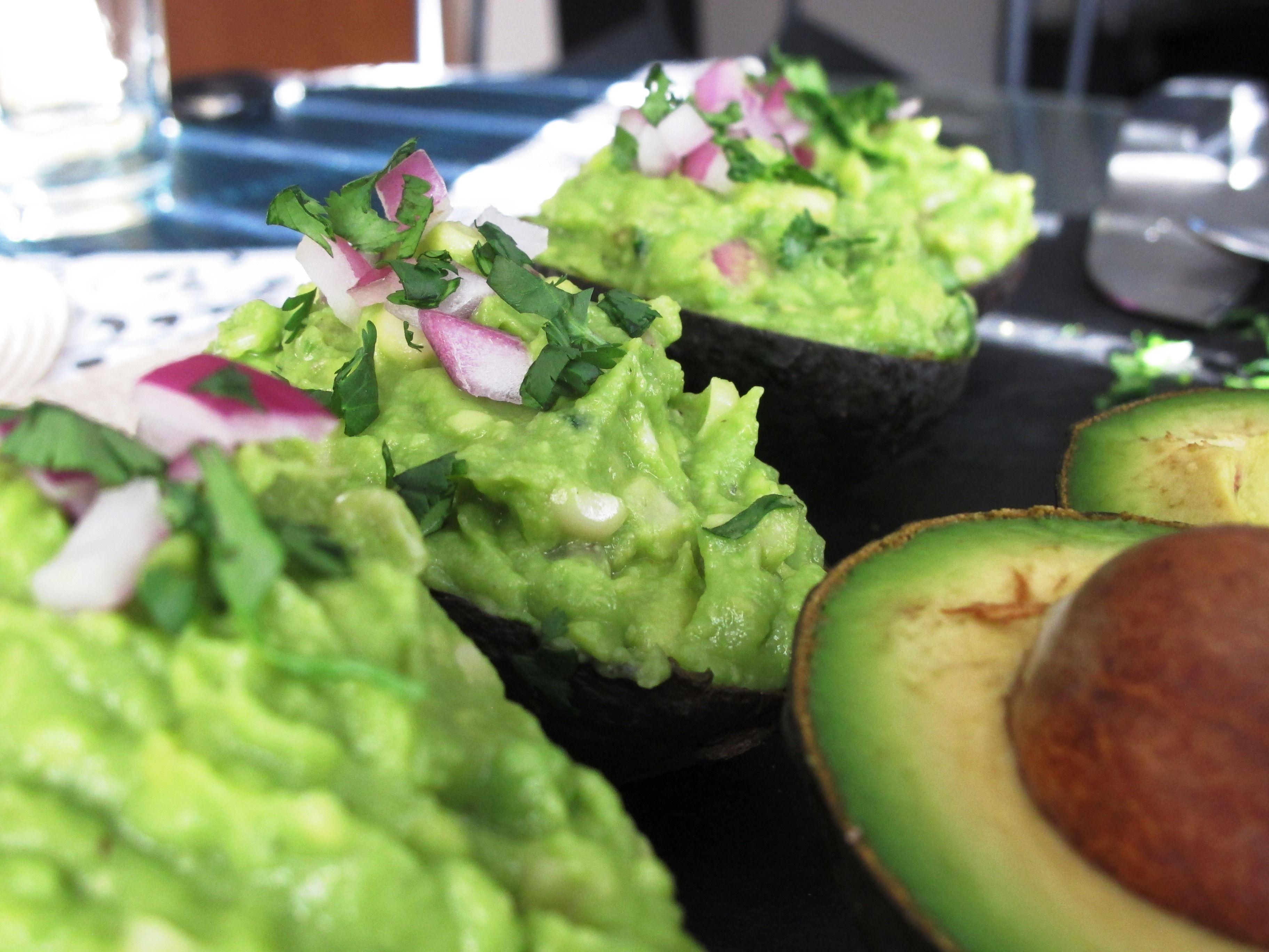 Fresh N' Easy Guacamole