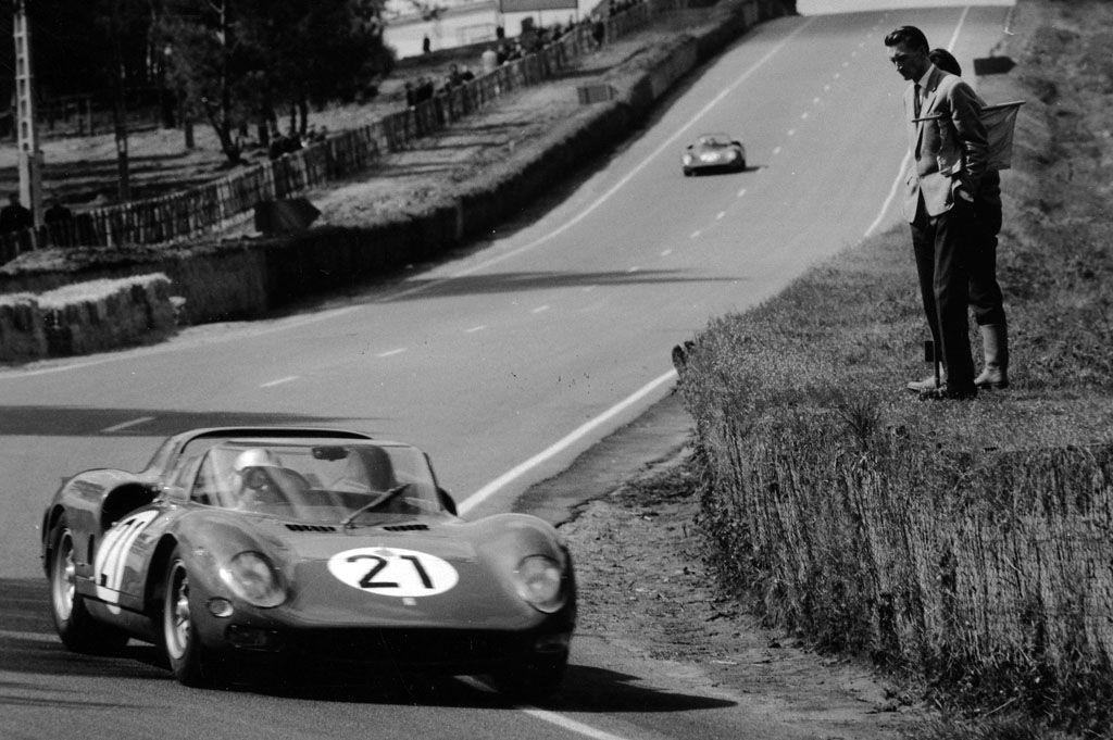 1964 Ferrari 275 P at Le Mans